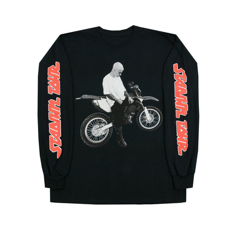 Dirt Bike Long Sleeve T-shirt