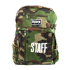Camo Utilitarian Backpack