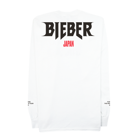 Bieber Staff Japan Longsleeve Shirt