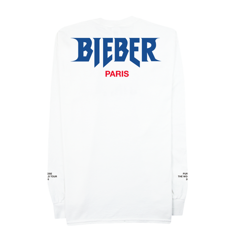 Bieber Staff Paris Longsleeve Shirt