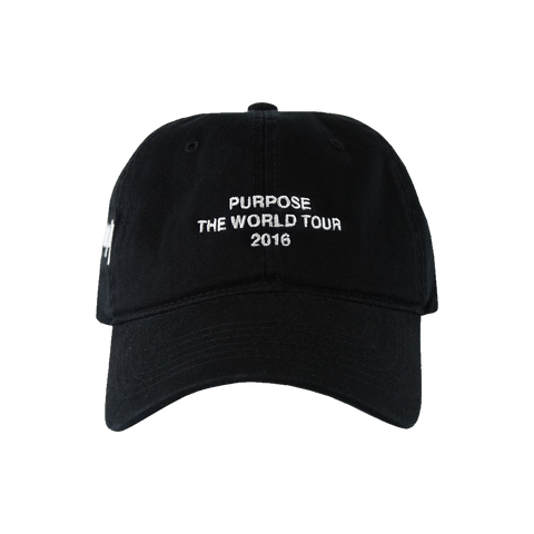 World Tour Dad Hat