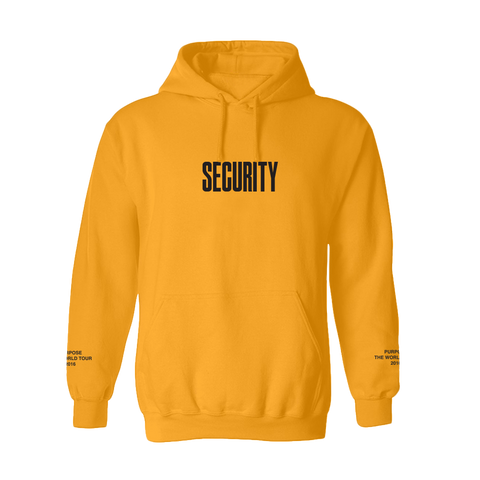 Brooklyn Security Hoodie