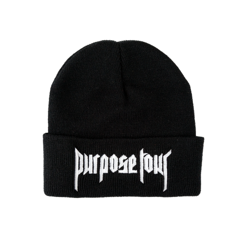 Purpose Tour Beanie