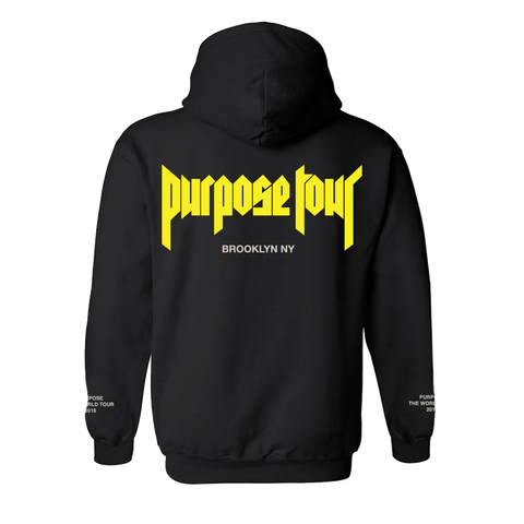 Purpose Tour Brooklyn Hoodie