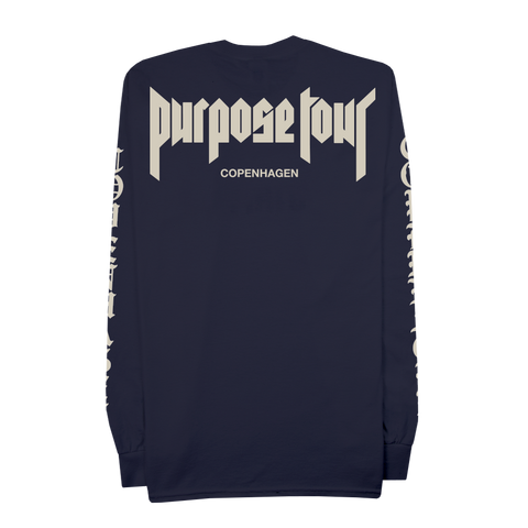 Purpose Tour Copenhagen Longsleeve Shirt