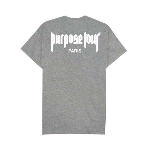 Purpose Tour Paris T-Shirt