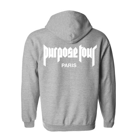 World Tour Paris Hoodie