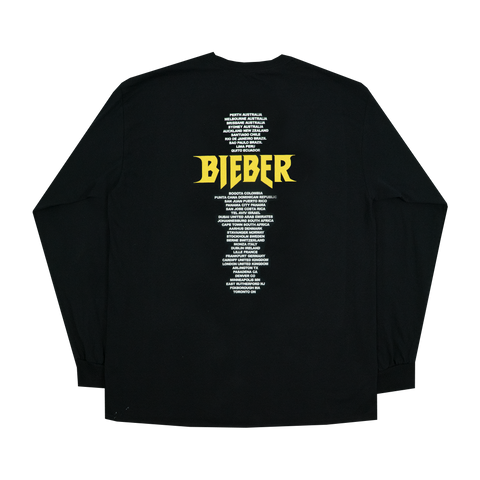 Bieber Long Sleeve T-shirt