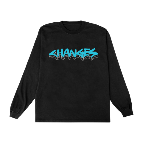 Changes 3D LS T-Shirt