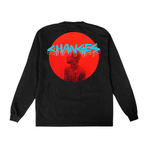 Changes 3D LS T-Shirt + Digital Album
