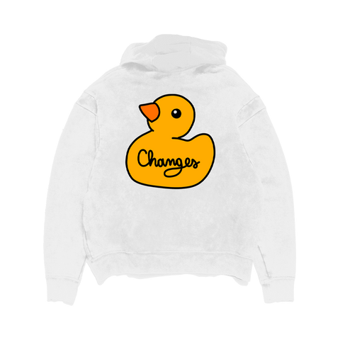Changes Duck Hoodie + Digital Album