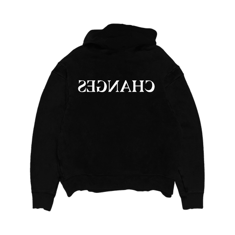 Changes Hoodie + Digital Album