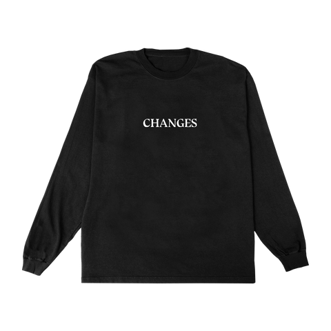 Changes LS T-Shirt + Digital Album