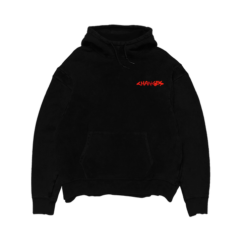Changes Photo Hoodie II + Digital Album