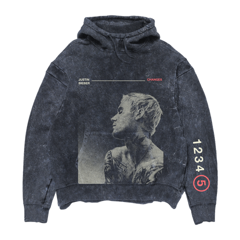 Changes Silhouette Hoodie + Digital Album