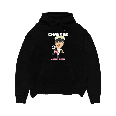 Changes Soccer Doodle Hoodie + Digital Album