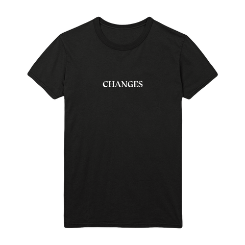 Changes T-Shirt + Digital Album