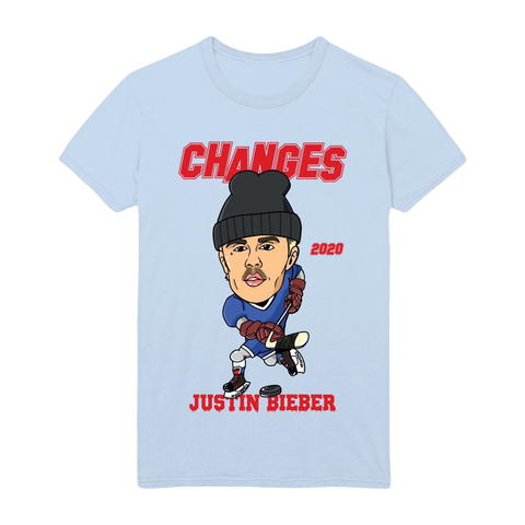 Changes Hockey Doodle T-Shirt