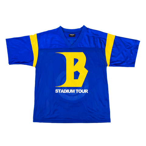 STADIUM TOUR FOOTBALL JERSEY