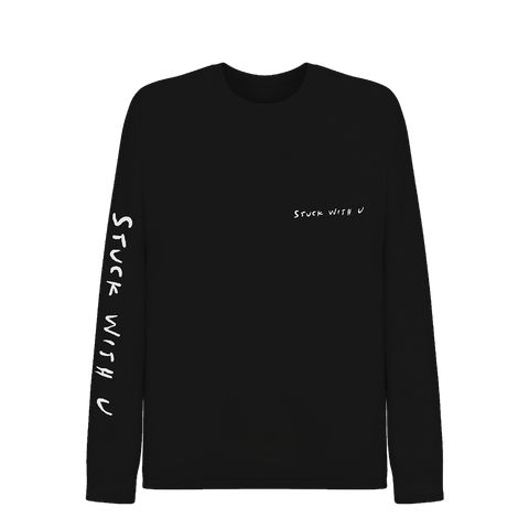 Custom Stuck With U LS T-Shirt