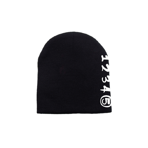 Number 5 Beanie + Digital Album