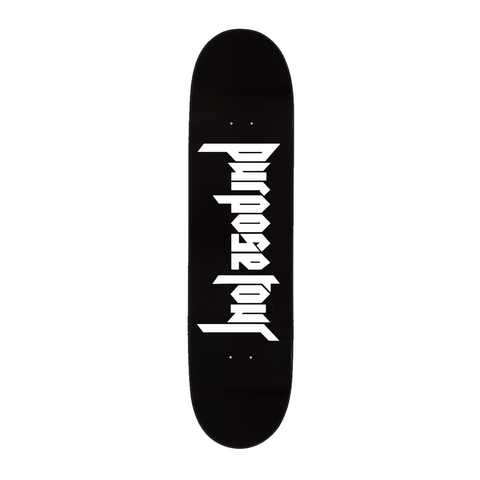 Purpose Tour Skate Deck