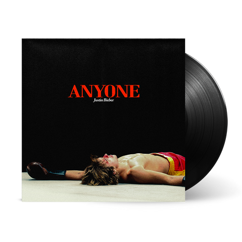 "ANYONE / HOLY 12"" SINGLE"