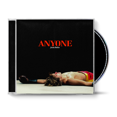 Anyone CD Single
