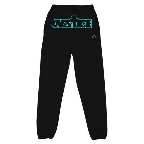 JUSTICE CHAMPION SWEATPANTS
