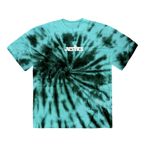 JUSTICE TIE DYE T-SHIRT