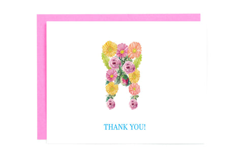 dentist thank you card