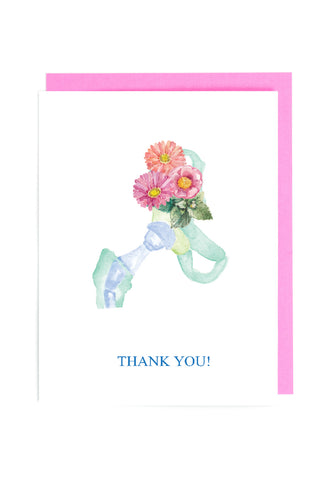 hip replacement thank you card
