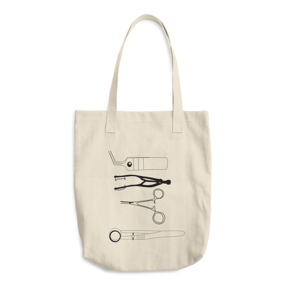 Ophthalmology Instruments Tote Bag
