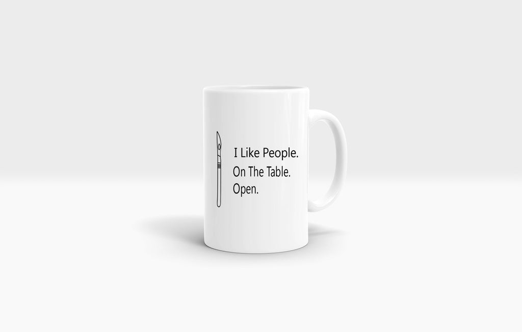 Surgeon Funny Mug