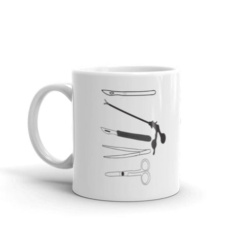 surgeon coffee mug