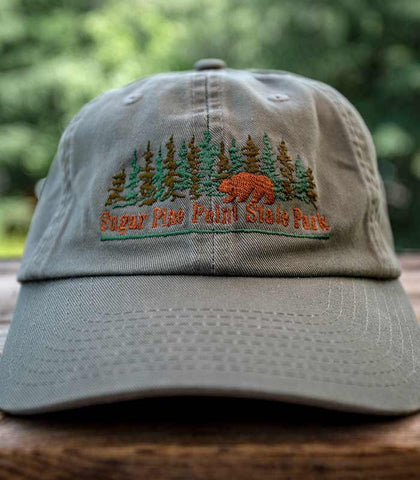 Sugar Pine Point SP Baseball Cap