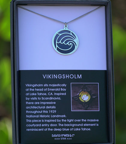 Custom Vikingsholm Necklace