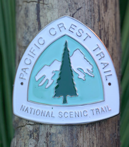 Pacific Crest Trail - Hiking Staff Medallion