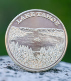 Lake Tahoe Medallion