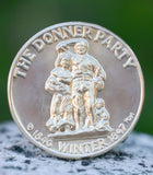 Donner Party Keepsake Medallion