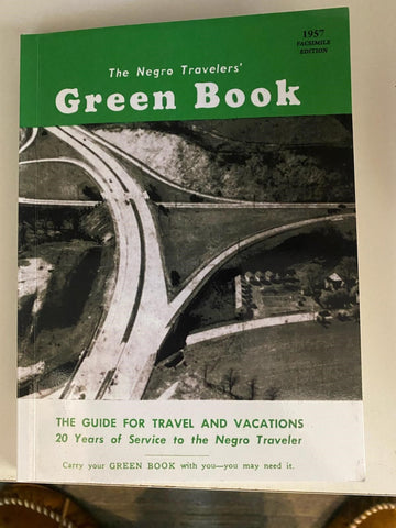 The Negro Travelers' Green Book - Free Shipping! (On This Item Only)