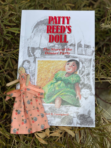 Patty Reed's Doll Book and Toy Doll