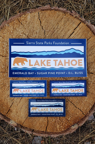 Lake Tahoe Parks Collection