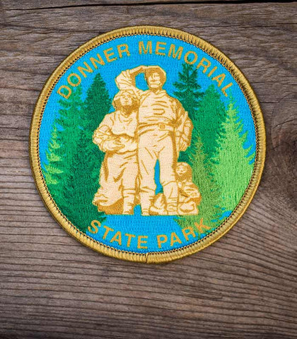 Donner Memorial State Park Patch