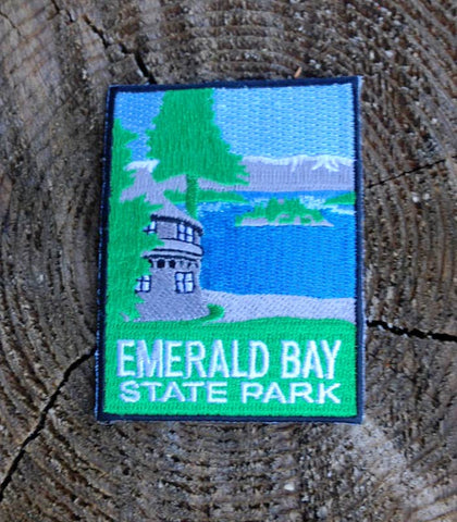 Custom Emerald Bay State Park Patch