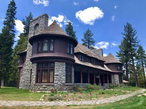 Sugar Pine Point State Park  – Hellman Ehrman Estate Restoration Projects