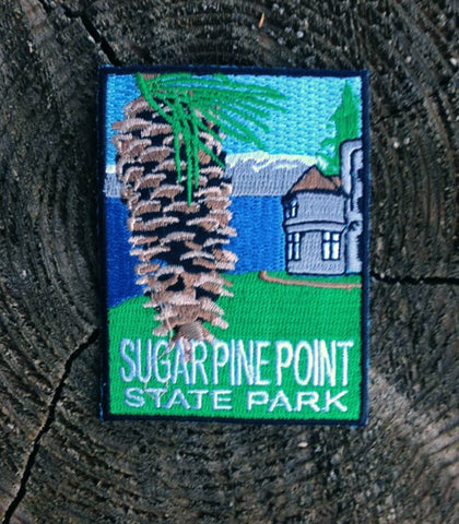 Custom Sugar Pine Point State Park Patch