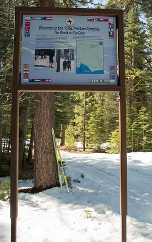 Sugar Pine Point State Park: Olympic Snow Trails