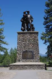 Donner Monument Restoration