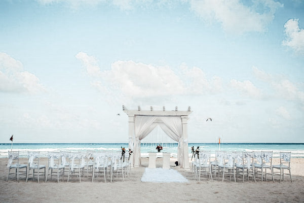 Secrets the Vine beach wedding venue